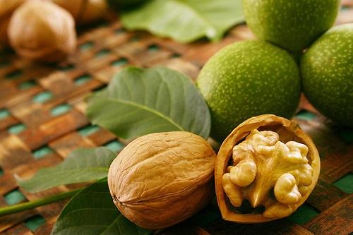 Грецкий орех полезен для мужчин