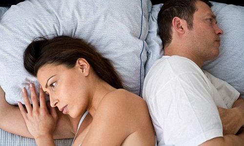 problemy v posteli