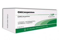 Preparat oksacillin