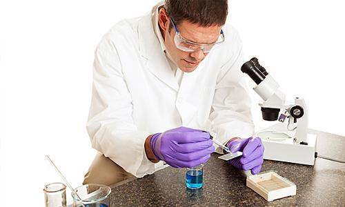 Analiz na uroven' gormona