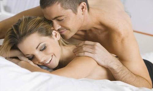 Множественные наслаждение от секса