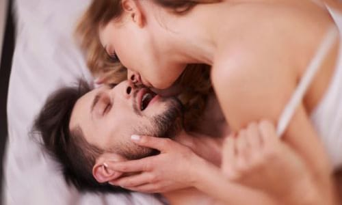 Мужской оргазм