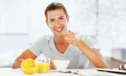 Набрать вес при помощи диеты