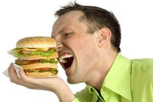 Нужное количество калорий в день