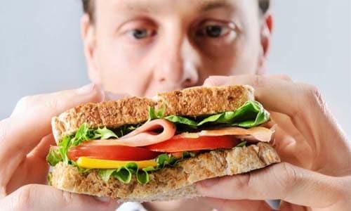 Количество калорий нужно в день