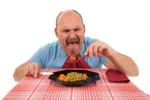 Прием пищи без аппетита
