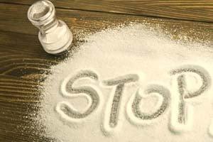 Исключение соли из рациона