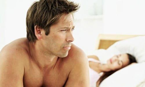 Боли в простате у мужчины