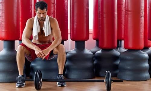 Занятия спортом полезны для мужчин