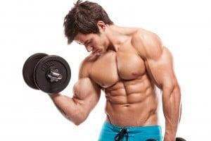 Силовые тренировки влияют на кожу