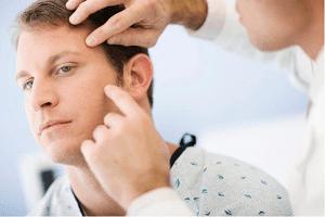 Потемнение кожи в паху у мужчин и причини ее изменения