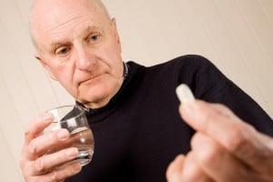 Прием лекарственных препаратов