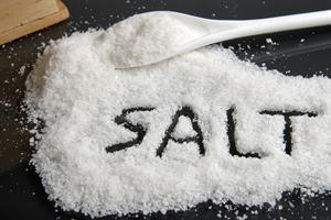 Лучше исключить соль