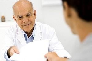 Назначание лечения