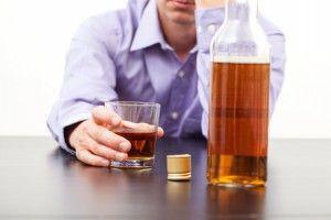 Алкоголь плохо влияет на потенцию