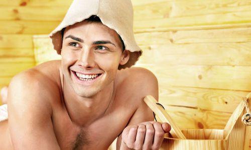 Баня полезна для мужского организма