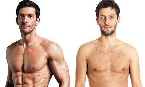 Нехватка мышечной массы