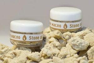 Лечение каменным маслом