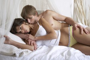 Интимные ласки