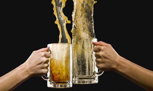Пенный напиток