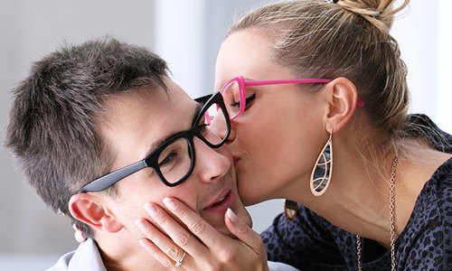 Любящие супруги