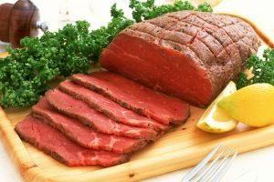 Красная говядина